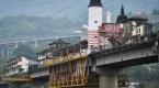 Çindeki sıra dışı köprü