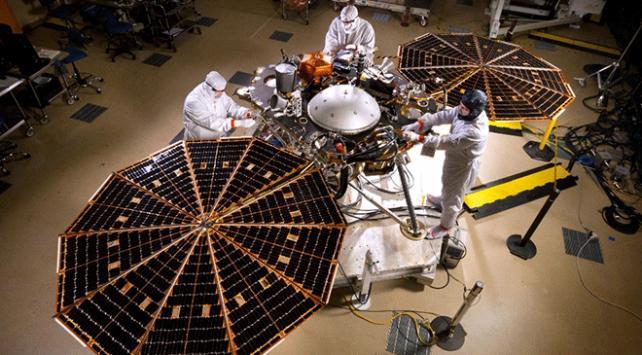 NASAnın yeni aracı InSight, Marstaki depremleri araştıracak