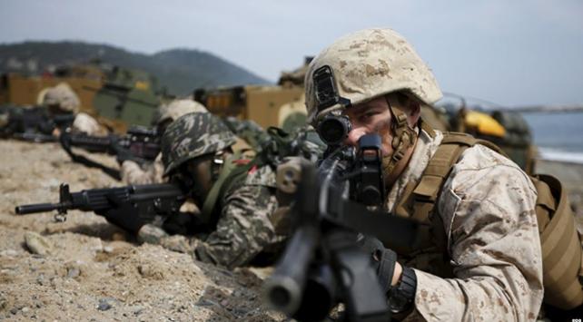ABD, Güney Koredeki güçlerini azaltmıyor
