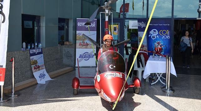 """""""GyroTürk"""" hava aracı seri üretime başlıyor"""
