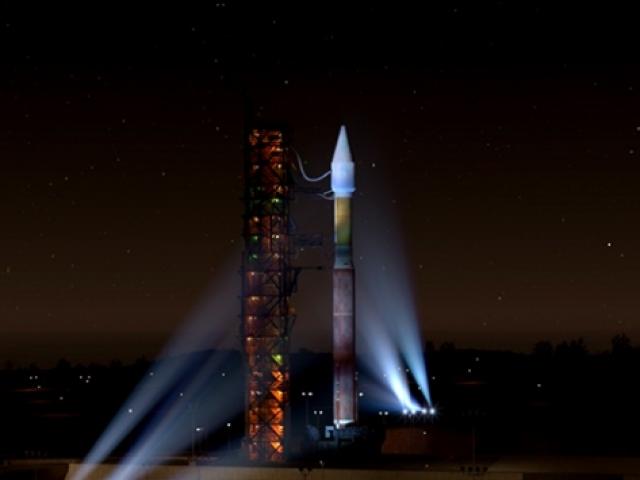 NASAnın yeni uzay aracı InSight, yola çıktı