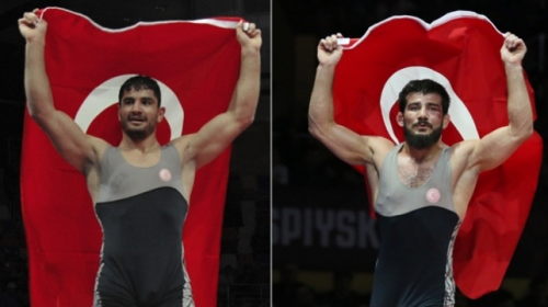 Taha Akgül ve Soner Demirtaş Avrupa Şampiyonu oldu