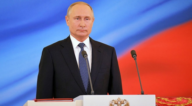 Rusyada Putinin yeni dönemi resmen başladı