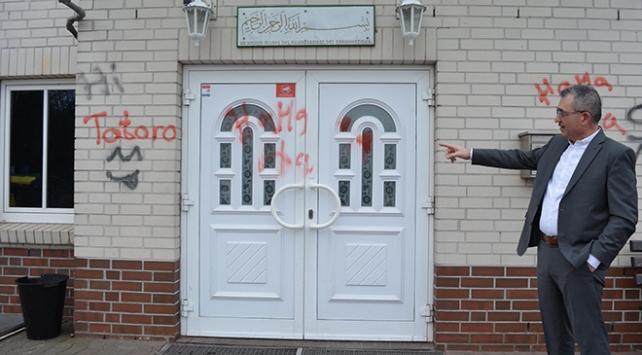 Almanyada geçen yıl 1075 İslam karşıtı saldırı gerçekleştirildi