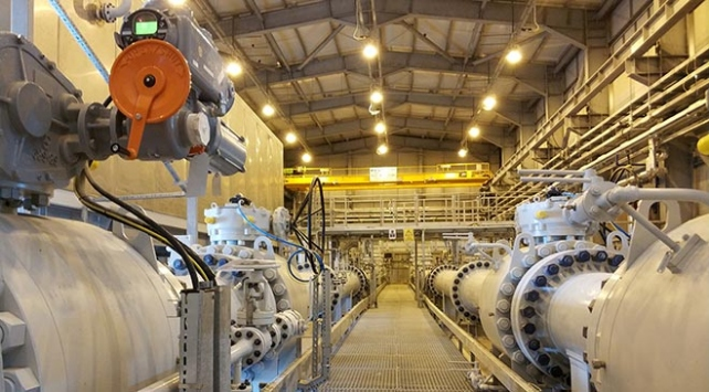 Sıvılaştırılmış doğalgaz artık Türkiyede üretilecek