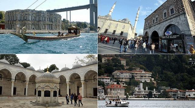 Osmanlı sultanlarının vakıf eserleri ihtişamını koruyor