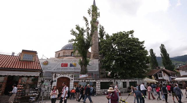 Bosnadaki Osmanlı camilerini Vakıflar Genel Müdürlüğü ayağa kaldırıyor