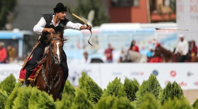 Etnospor Kültür Festivali Yenikapı'da başladı