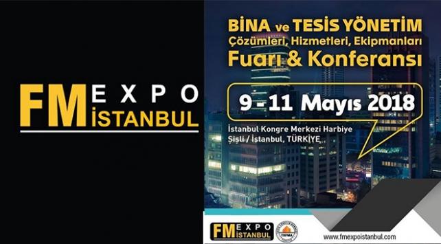 Tesis yönetim sektörünün önde gelenleri FM EXPO İstanbulda buluşuyor
