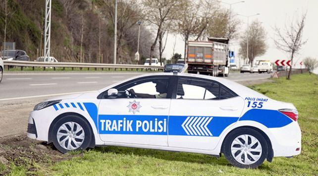 Maket trafik ekipleri kazaları yüzde 17,5 azalttı