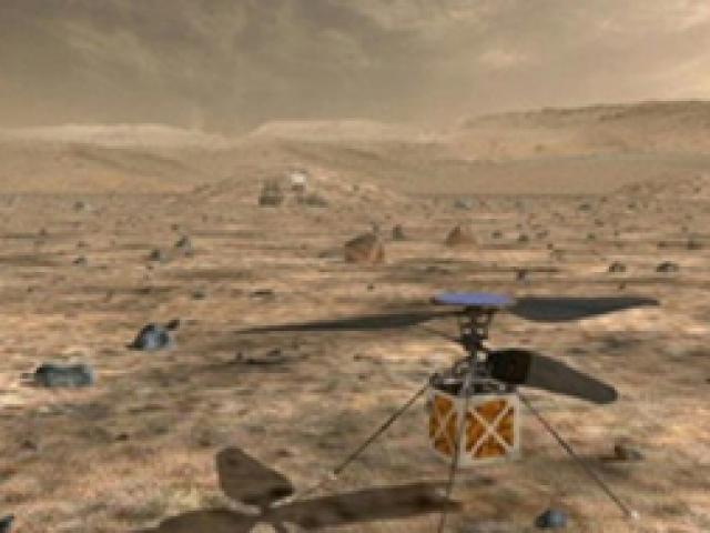 NASA, Marsa helikopter yollayacak