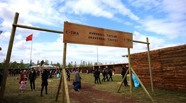 Etnospor Kültür Festivalinde üçüncü gün