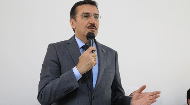 Gümrük ve Ticaret Bakanı Tüfenkci: 2018de büyümeye devam edeceğiz