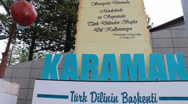 Türkçe, resmiyetini 741 yıl önce kazandı