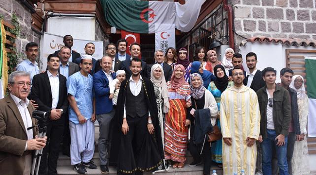 """Ankarada  """"Cezayir Kültür ve Tanıtım Günü"""" düzenlendi"""