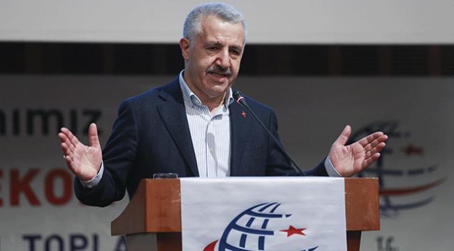 Bakan Arslan: PTT Messengerın testleri başarıyla sonuçlandı