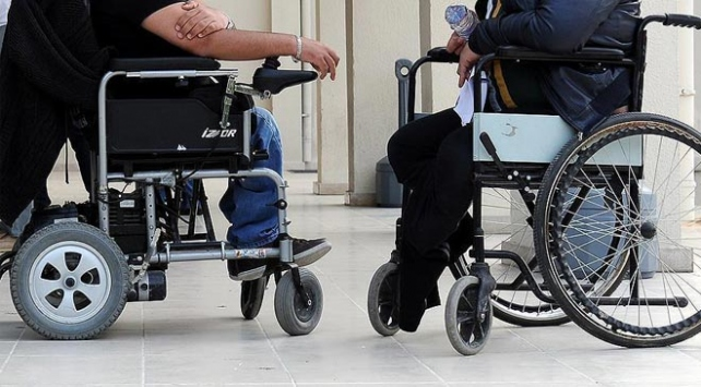 Engellilere dört koldan vergi avantajı