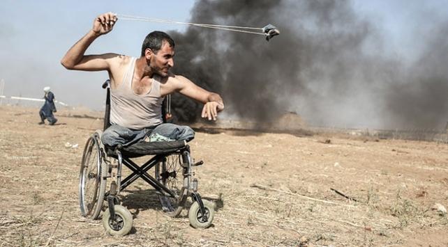 Kudüs davasına önce bacaklarını sonra canını verdi