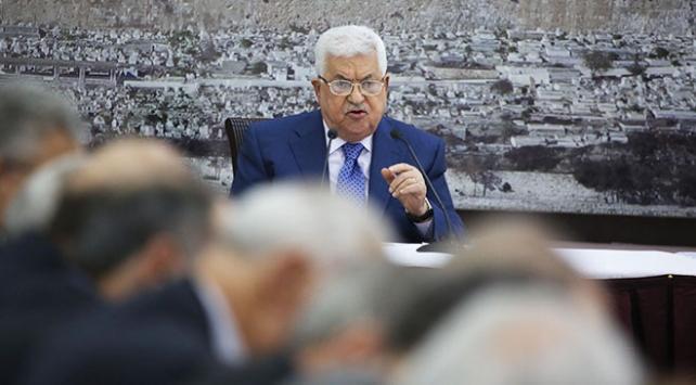 Filistin Devlet Başkanı Abbas: ABD Büyükelçiliği yeni bir Yahudi yerleşim birimidir