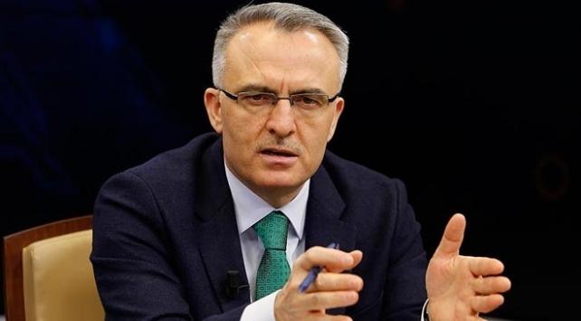 Maliye Bakanı Naci Ağbaldan bütçe açıklaması