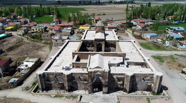 İpek Yolunun 778 yıllık incisi: Karatay Kervansarayı