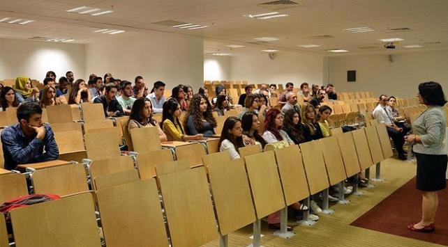 Türkiyenin uluslararası öğrenci hedefi 350 bin