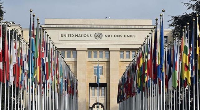 BM: İsrailin Filistinli göstericilere güç kullanması savaş suçu olabilir