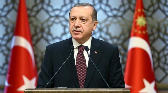 Cumhurbaşkanı Erdoğan: Netanyahunun elinde Filistinlilerin kanı var