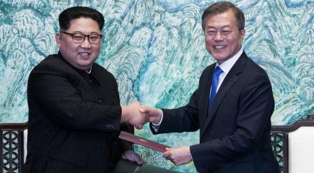 Kuzey Kore bugünkü Güney Kore görüşmesini iptal etti