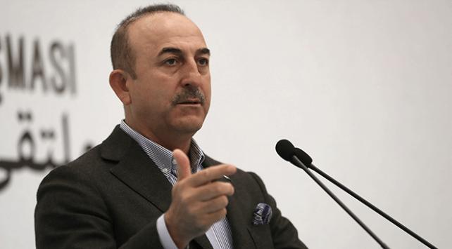 Dışişleri Bakanı Çavuşoğlunun Gazze için telefon diplomasisi