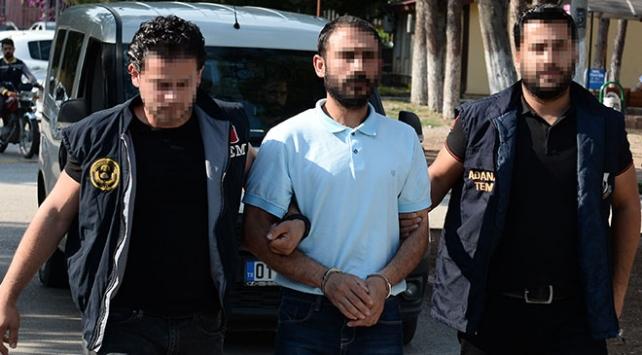 DEAŞa füze başlığı yapan Muhammet Ali, Adanada atık toplarken yakalandı