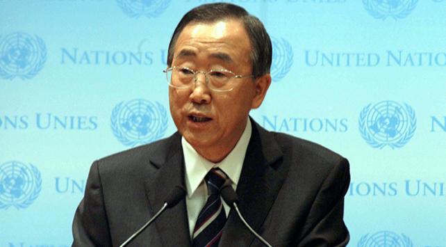 Eski BM Genel Sekreteri Ban Ki-moon: Türkiye büyük iş yapıyor