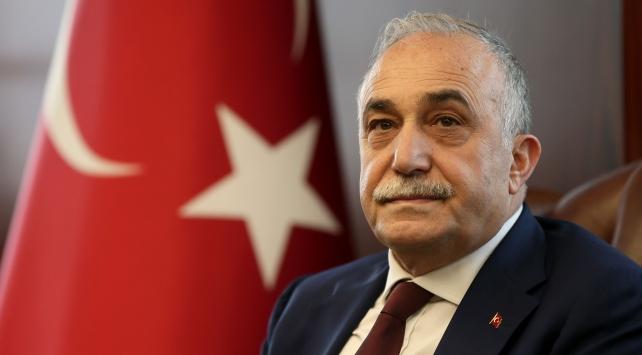 Bakan Fakıbaba: İsrailin ithalatı durdurması bizim için bir anlam ifade etmiyor