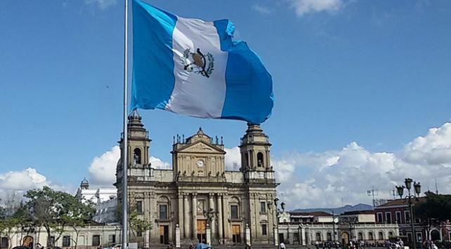 ABDnin ardından Guatemala da büyükelçiliğini Kudüse taşıyor