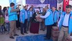 Diyanet Vakfından Afrinli sivillere Ramazan yardımı
