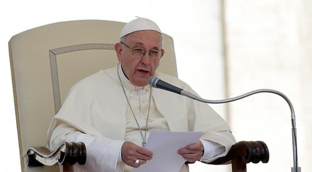 Papadan İsrailin Gazzedeki katliamına tepki