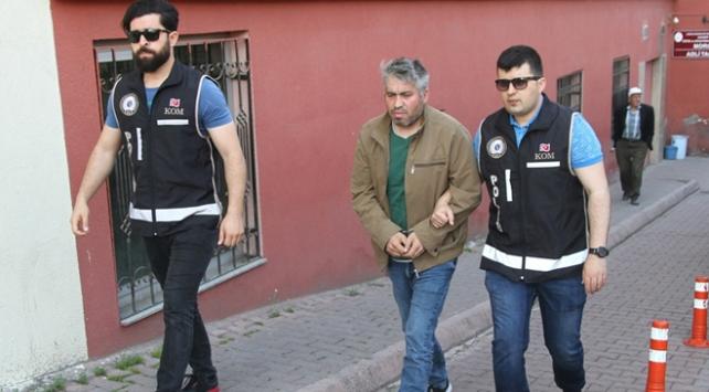 Anadolu Farma üye toplayan şüpheli gözaltına alındı