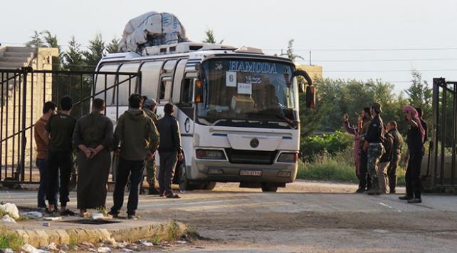 Suriyenin Humus ilinden ayrılanların sayısı 30 bini aştı