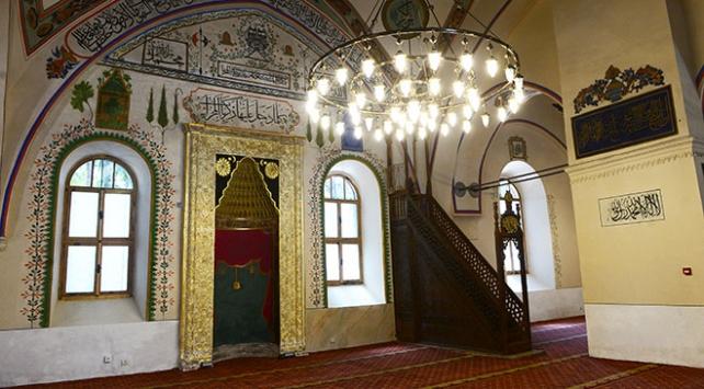 600 yıllık Uşak Ulu Cami yeniden ayağa kaldırıldı