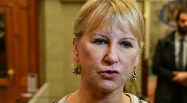 İsveçten İsrailin Gazzedeki katliamına tepki