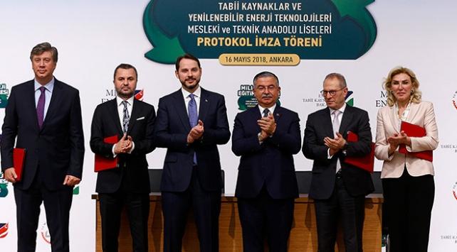 Milli Enerji Eğitim Hamlesi protokolü imzalandı