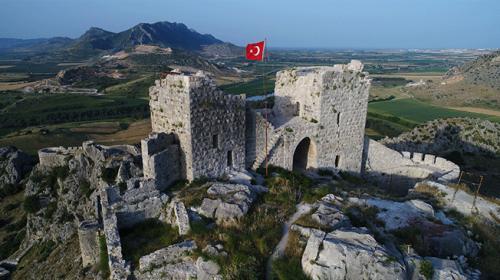 Adanadaki tarihi Yılankale ilginç hikayesiyle turist çekecek