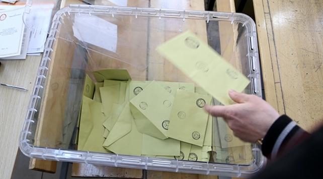 Cumhurbaşkanı adaylarına bağış desteği