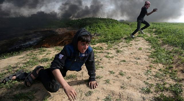 İsrail terörü 18 çocuğun canına mal oldu