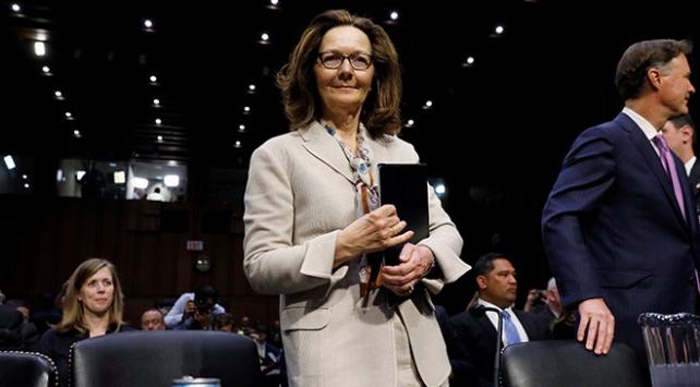 İşkenceci Haspel, CIA başkanlığı için ilk onayını aldı