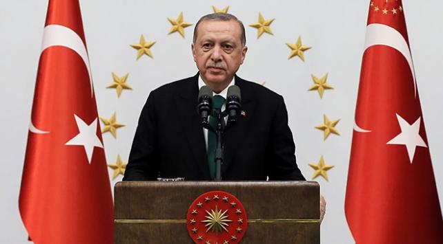 Cumhurbaşkanı Erdoğandan Birleşmiş Milletlere Gazze tepkisi