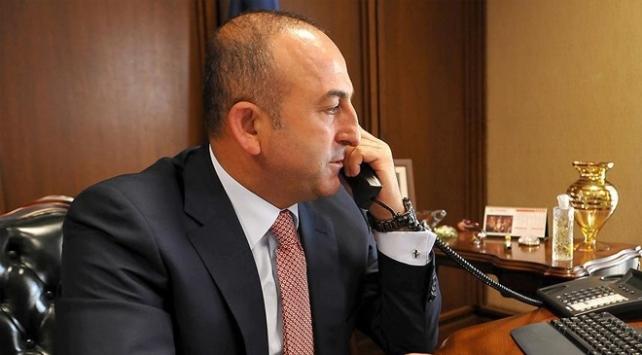Bakan Çavuşoğlunun Kudüs ve Gazze diplomasisi sürüyor