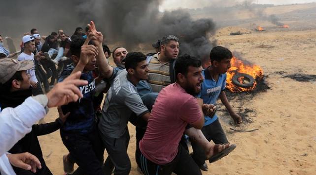 İİTden İsrailin Gazzede yaptığı katliama tepki