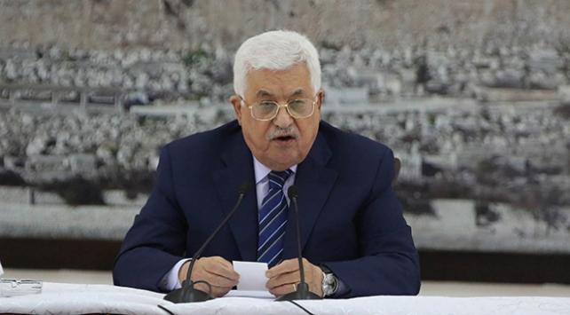 Devlet Başkanı Abbastan Filistinlilere Ramazan mesajı