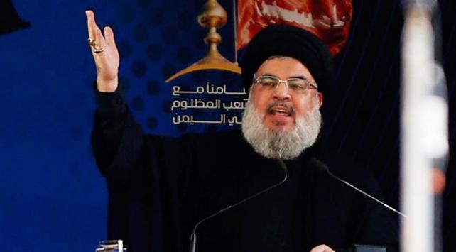 Hizbullah Genel Sekreteri Körfezin terör listesinde